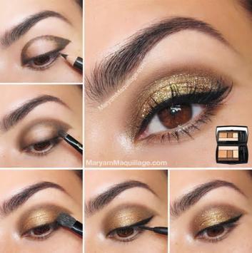 Beautiful make up tutorial screenshot 2