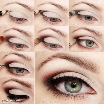 Beautiful make up tutorial screenshot 5