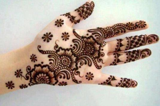 Beautiful Mehndi Designs poster