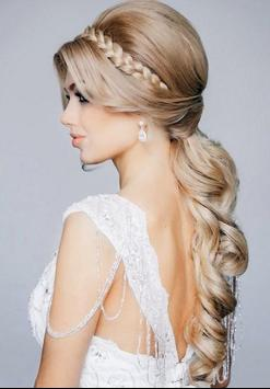 Bridal Hairstyle Ideas screenshot 4