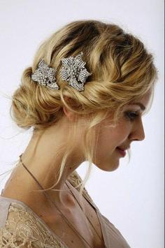 Bridal Hairstyle Ideas screenshot 6