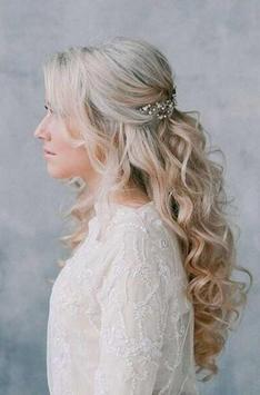 Bridal Hairstyle Ideas screenshot 7