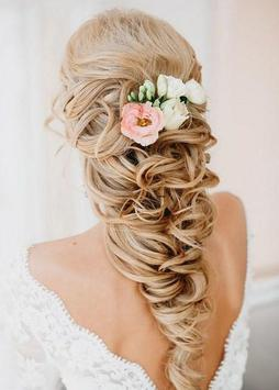 Bridal Hairstyle Ideas screenshot 1
