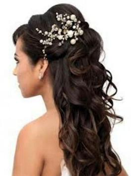 Bridal Hairstyle Ideas screenshot 2
