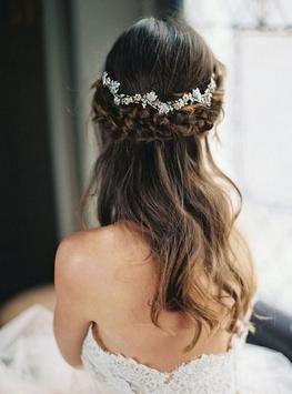 Bridal Hairstyle Ideas screenshot 3