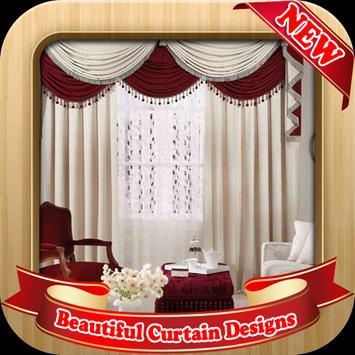Beautiful Curtain Designs poster