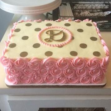 Beautiful Design Birthday Cake screenshot 3