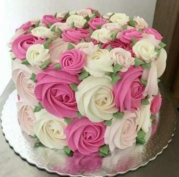 Beautiful Design Birthday Cake screenshot 1