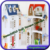 Beautiful Doll House Design icon