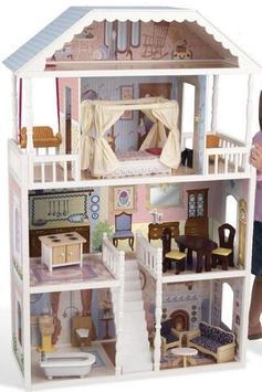 Beautiful Doll House Design screenshot 4