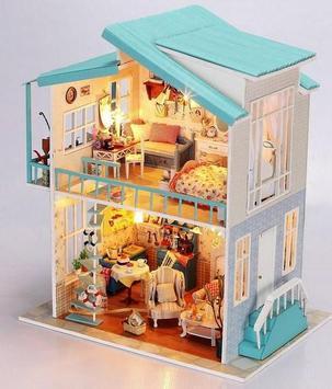 Beautiful Doll House Design screenshot 5