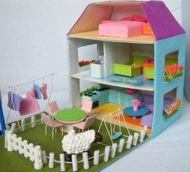 Beautiful Doll House Design screenshot 7