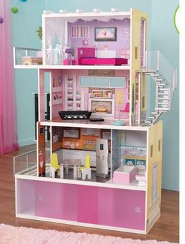 Beautiful Doll House Design apk screenshot