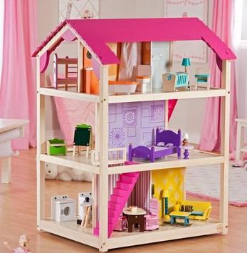 Beautiful Doll House Design screenshot 1