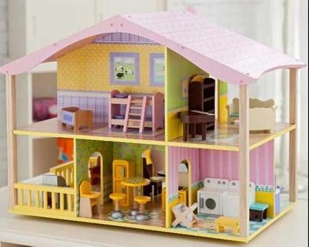 Beautiful Doll House Design screenshot 2