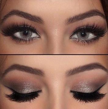 Beautiful Eyebrow Latest Ideas screenshot 1