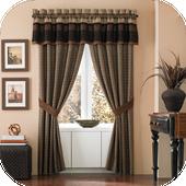Beautiful Home Curtain Design icon