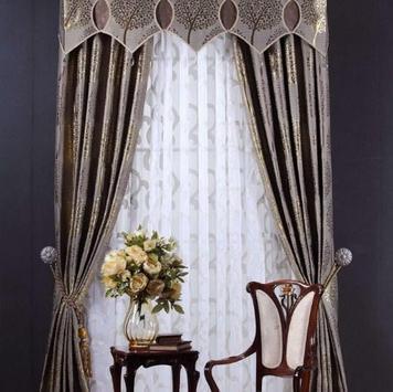 Beautiful Home Curtain Design screenshot 4