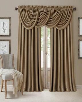 Beautiful Home Curtain Design screenshot 5