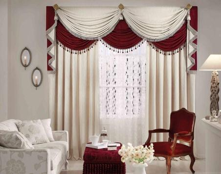 Beautiful Home Curtain Design screenshot 8