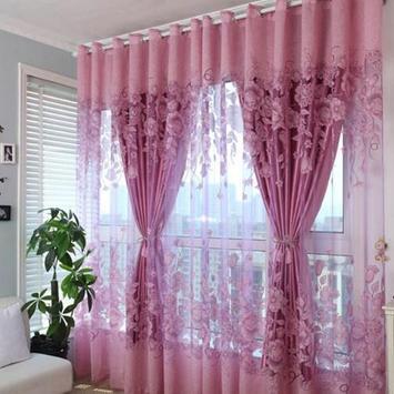 Beautiful Home Curtain Design screenshot 1