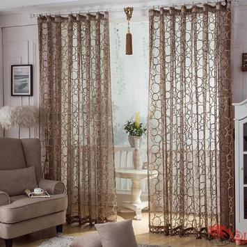 Beautiful Home Curtain Design screenshot 2