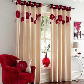 Beautiful Home Curtain Design screenshot 3