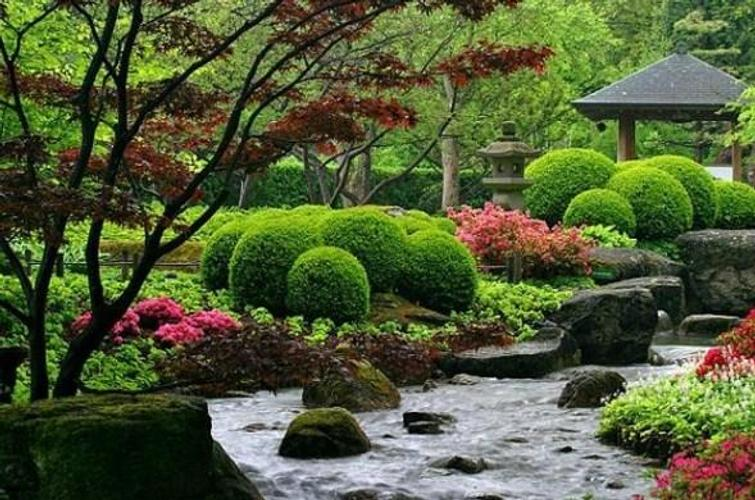 Beautiful Japanese Garden Design for Android - APK Download