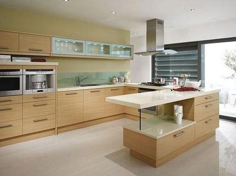 Beautiful Kitchen Design poster