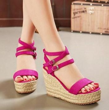 Beautiful Wedges Shoes Ideas poster
