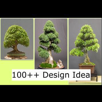 Beautifull Bonsai Design Idea poster
