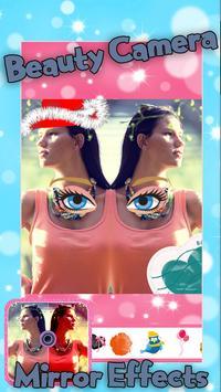 Beauty Camera Mirror Effects apk screenshot