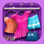 Beauty Salon Fashion Dress Up icon