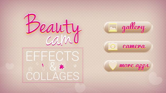 Beauty Cam Effects & Collages apk screenshot