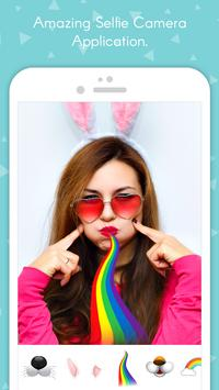 Selfies Photo Studio with Filters, Stickers, GIF apk screenshot