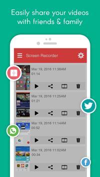 Screen Recorder With Audio apk screenshot