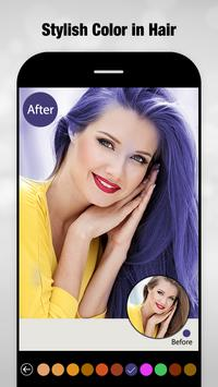 Ultimate Hair Color Changer APK Download Free Photography APP - Hairstyle changer apk download