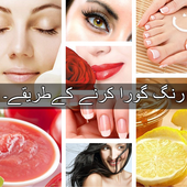 Beauty and Hair Tips for Woman - Videso in Urdu icon
