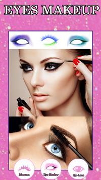 Virtual makeup beauty face screenshot 2