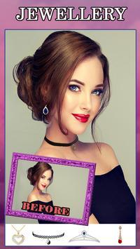 virtual makeup photo editor screenshot 3