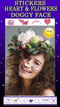 Beauty cam makeup screenshot 7