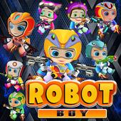 Vir Robot Boy Jetfire icon