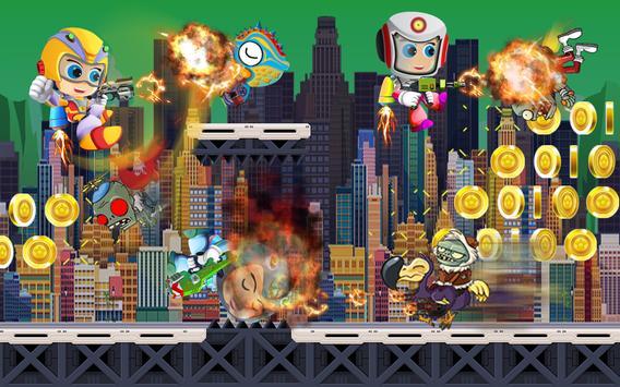Vir Robot Boy Jetfire screenshot 4