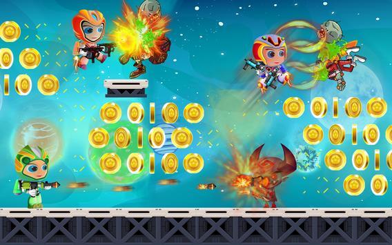 Vir Robot Boy Jetfire screenshot 1
