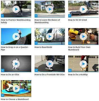 Beginner Skateboarding screenshot 1