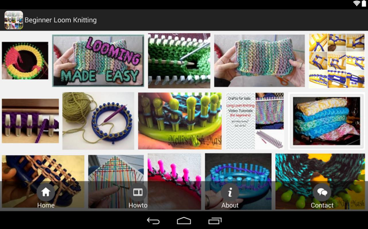 Beginner Loom Knitting Apk Download Free Lifestyle App For Android