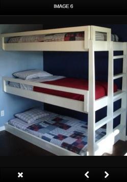 Bed Bunk Bed screenshot 14