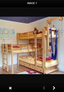 Bed Bunk Bed screenshot 1