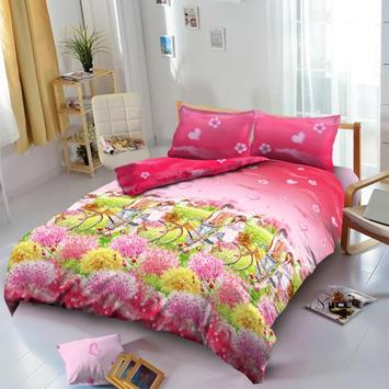Bed Cover Design poster
