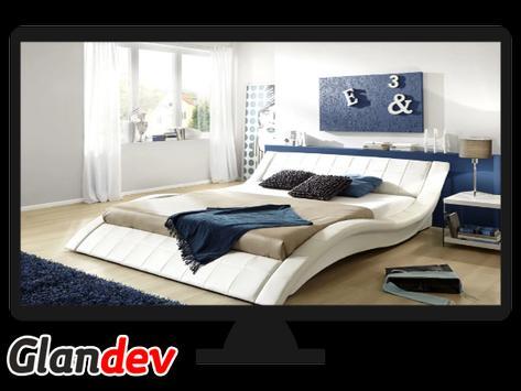 Bed Furniture Design screenshot 6